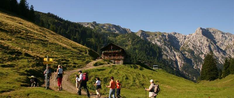 Geführte Wanderungen rund um den Achensee, ins Karwendel und Rofangebirge