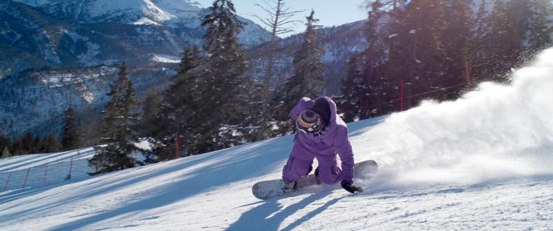 Snowboardfahren lernen in Pertisau am Achensee