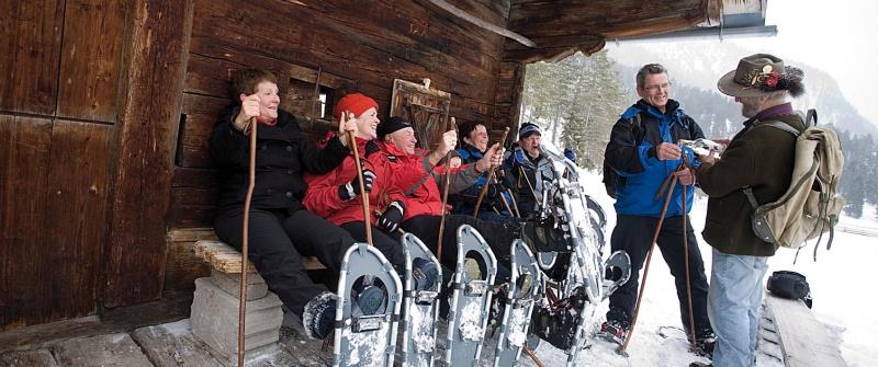 Trappertour in die Karwendeltäler
