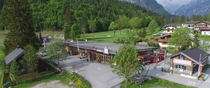 Sportfachgeschäft Sport Wöll in Pertisau