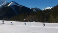 Langlaufparadies Karwendel