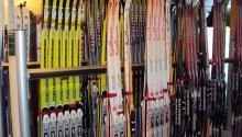 Langlaufski von Sport Wöll in Pertisau