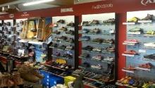 Große Schuhauswahl bei Sport Wöll