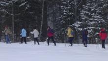 Schneeschuhwanderung in die Karnwendeltäler