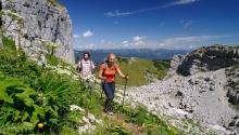 Perfekt ausgerüstet zum Bergsteigen und Wandern durch Sport Wöll in Pertisau am Achensee